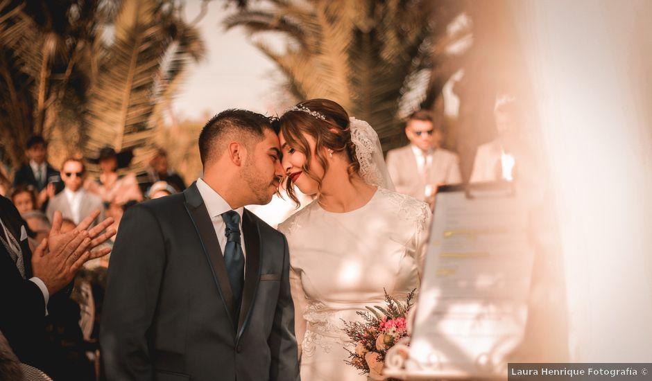 La boda de Kiko y Lourdes en Santiponce, Sevilla