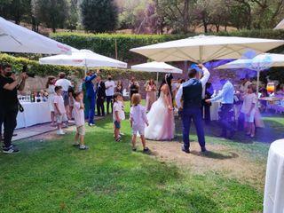 La boda de Sara y Armando 1