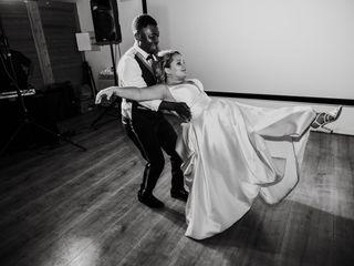 La boda de Camille y John