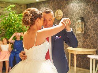 La boda de Sandra y Alfonso
