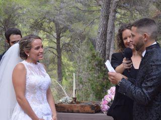 La boda de Sandra y Antoni