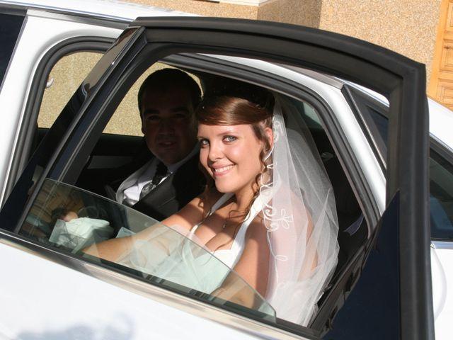 La boda de Francisco y Jetzabel