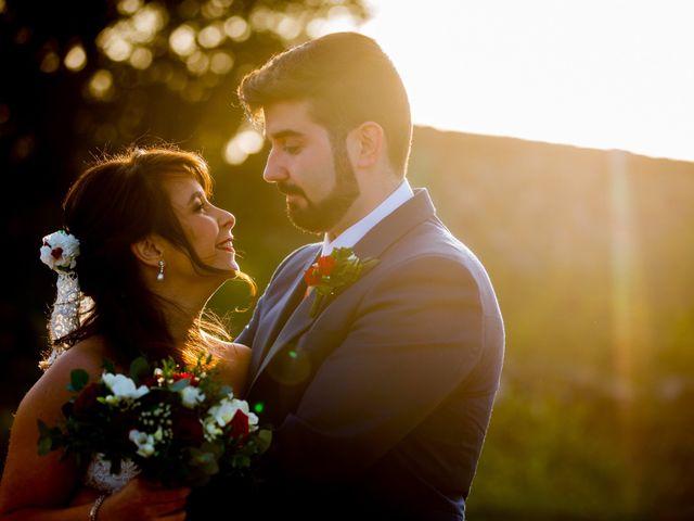 La boda de Cristian y Patricia en Guadarrama, Madrid 4