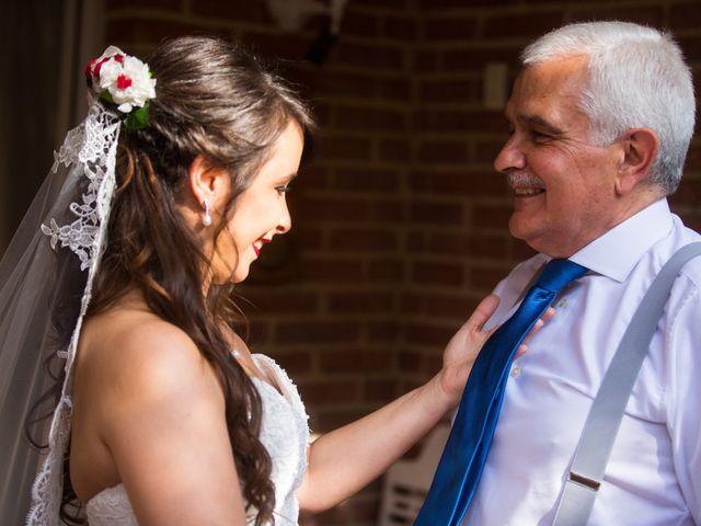 La boda de Cristian y Patricia en Guadarrama, Madrid 17