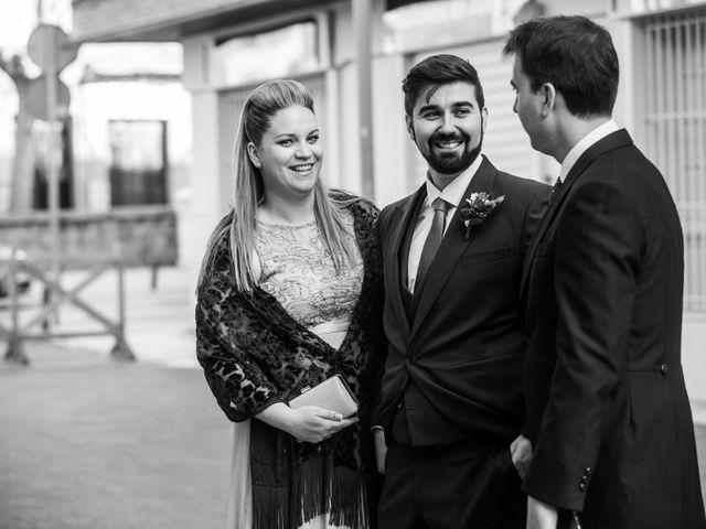 La boda de Cristian y Patricia en Guadarrama, Madrid 19