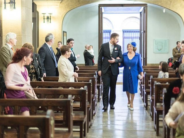 La boda de Julián y Lidia en Santa Ana De Abuli, Asturias 10