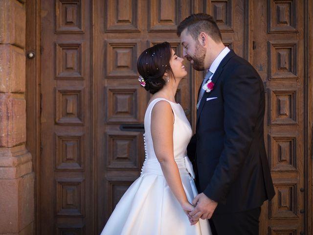 La boda de Lidia y Julián