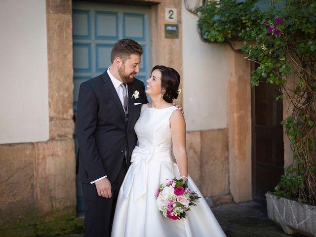 La boda de Julián y Lidia en Santa Ana De Abuli, Asturias 24