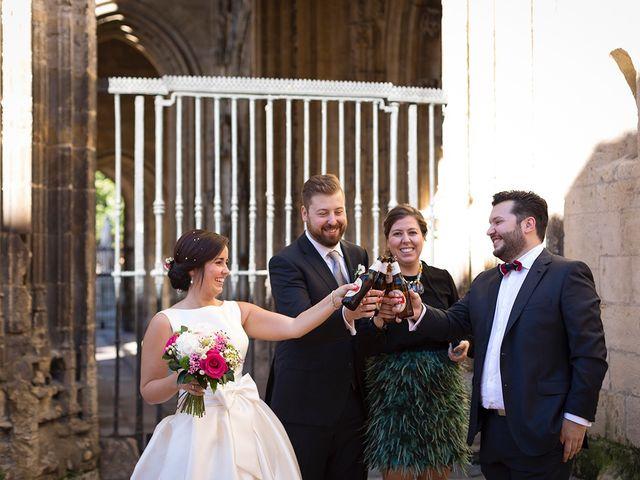 La boda de Julián y Lidia en Santa Ana De Abuli, Asturias 25