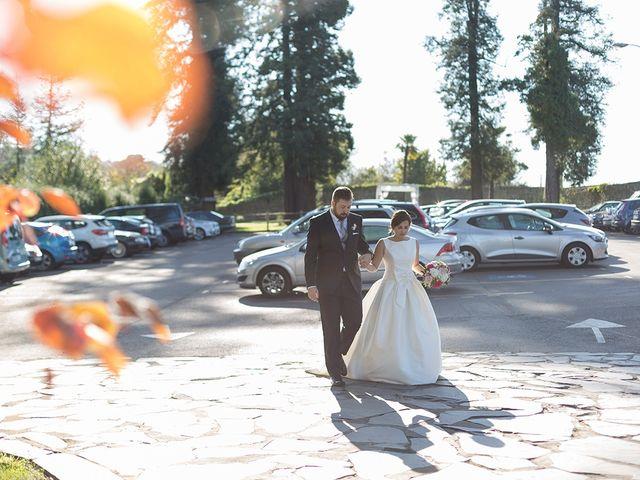 La boda de Julián y Lidia en Santa Ana De Abuli, Asturias 27