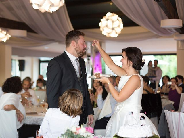 La boda de Julián y Lidia en Santa Ana De Abuli, Asturias 40