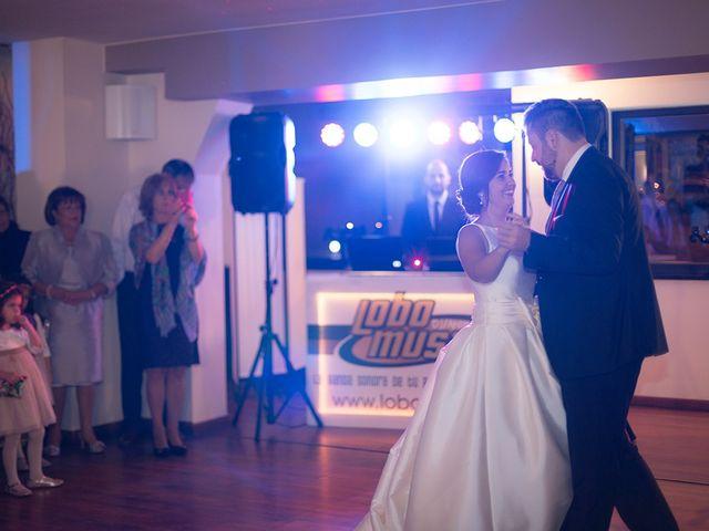 La boda de Julián y Lidia en Santa Ana De Abuli, Asturias 41