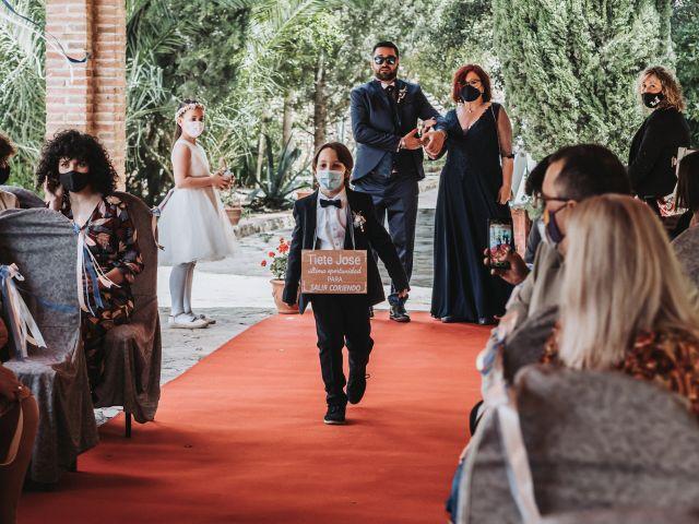 La boda de Jose y Nora en Montferri, Tarragona 26