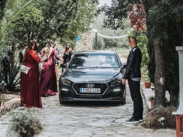 La boda de Jose y Nora en Montferri, Tarragona 28
