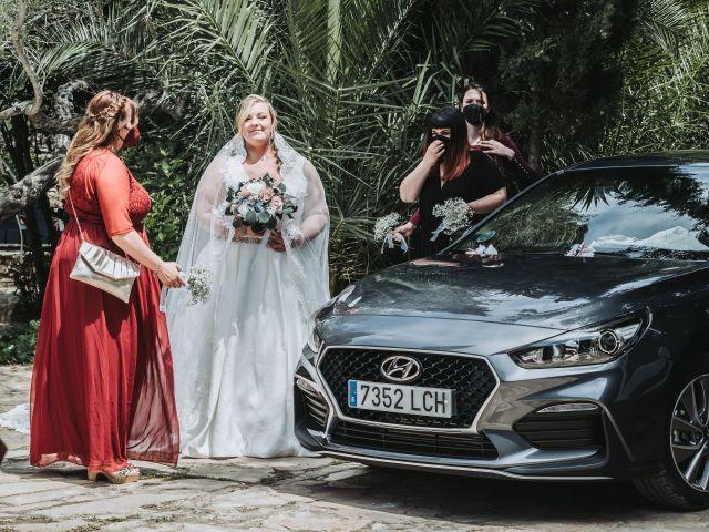 La boda de Jose y Nora en Montferri, Tarragona 29