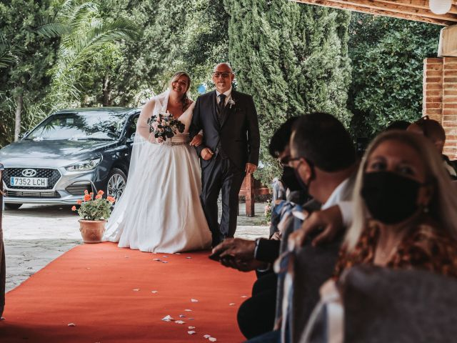La boda de Jose y Nora en Montferri, Tarragona 32