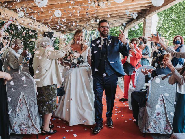 La boda de Nora y Jose