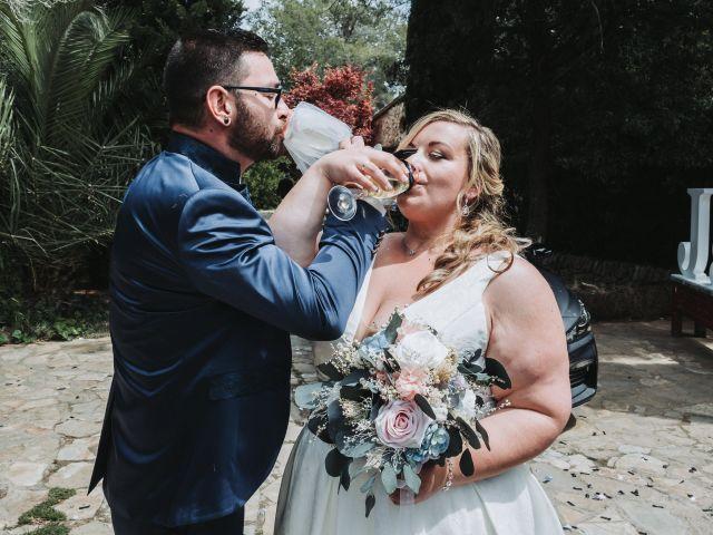 La boda de Jose y Nora en Montferri, Tarragona 48