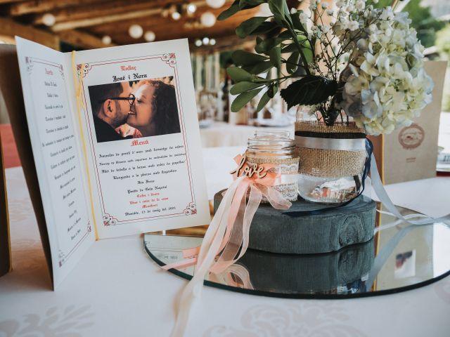 La boda de Jose y Nora en Montferri, Tarragona 58