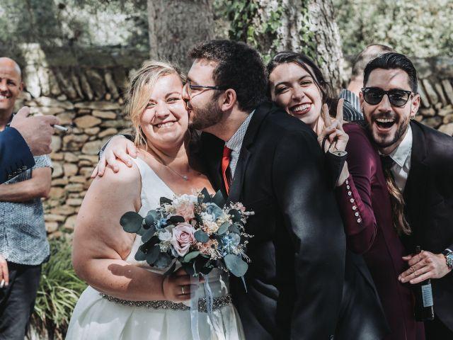 La boda de Jose y Nora en Montferri, Tarragona 62