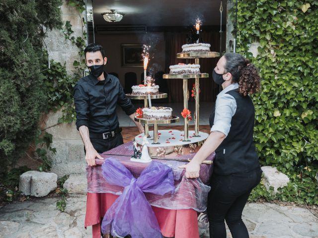 La boda de Jose y Nora en Montferri, Tarragona 68