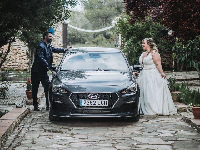 La boda de Jose y Nora en Montferri, Tarragona 72
