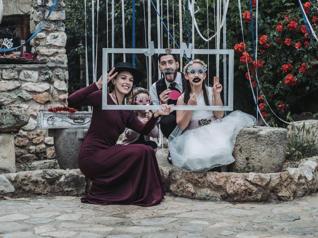 La boda de Jose y Nora en Montferri, Tarragona 73