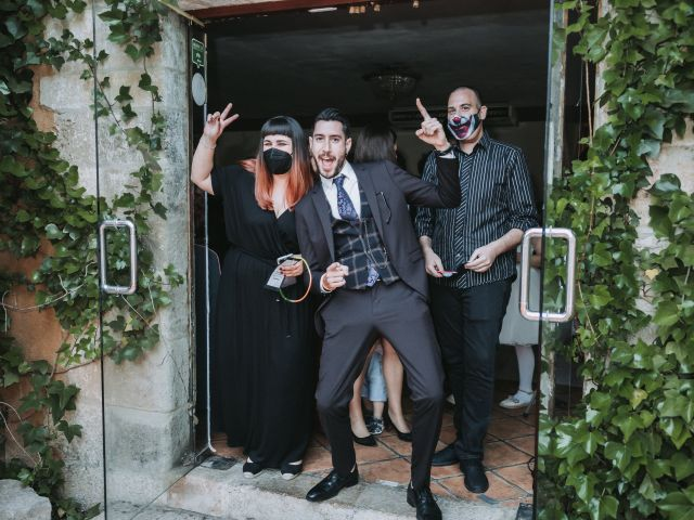 La boda de Jose y Nora en Montferri, Tarragona 78