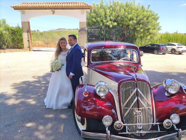 La boda de David y Ainoa en Burjassot, Valencia 2