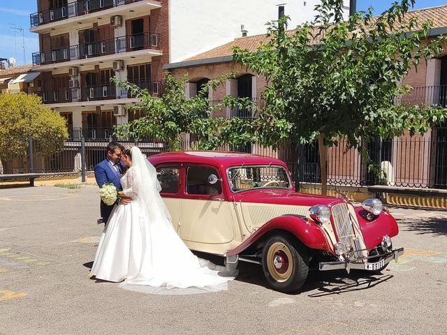 La boda de David y Ainoa en Burjassot, Valencia 4