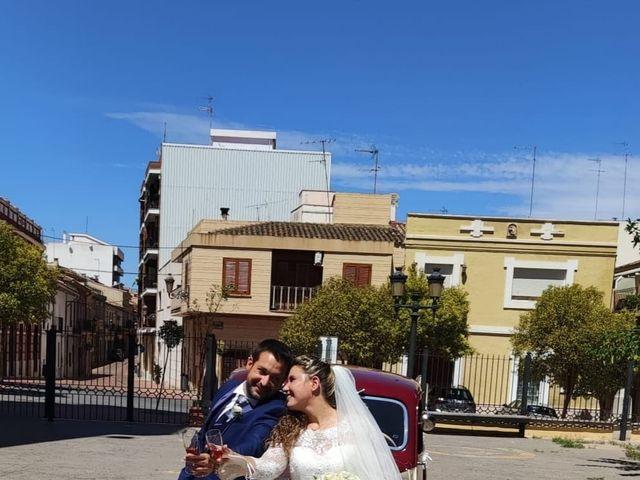 La boda de David y Ainoa en Burjassot, Valencia 6
