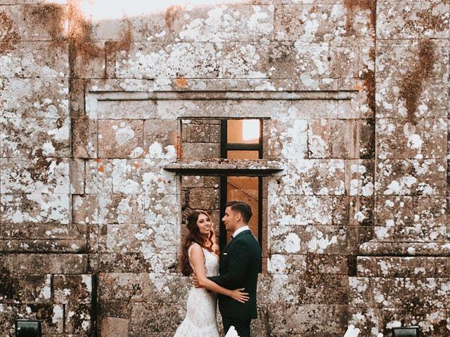 La boda de Marcos y Alejandra en Forcarei, Pontevedra 4