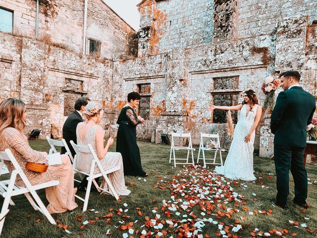 La boda de Marcos y Alejandra en Forcarei, Pontevedra 5