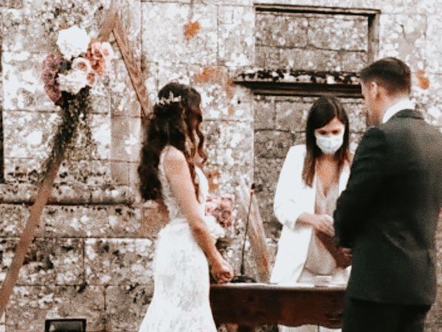 La boda de Marcos y Alejandra en Forcarei, Pontevedra 7