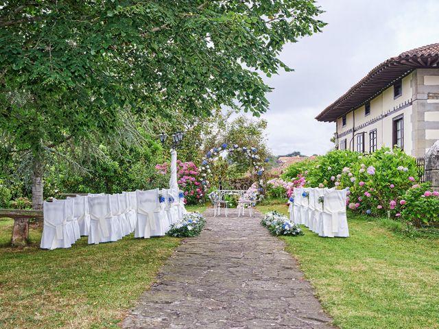 La boda de Alfonso y Sandra en Quijas, Cantabria 3