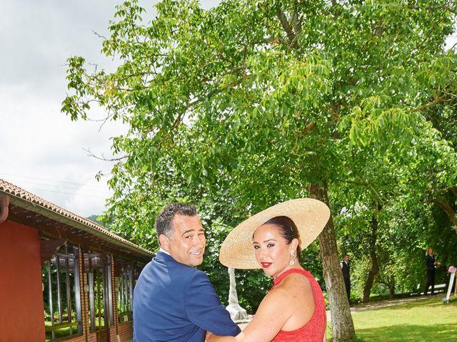 La boda de Alfonso y Sandra en Quijas, Cantabria 7