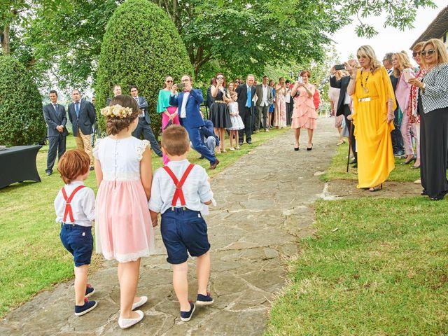 La boda de Alfonso y Sandra en Quijas, Cantabria 6