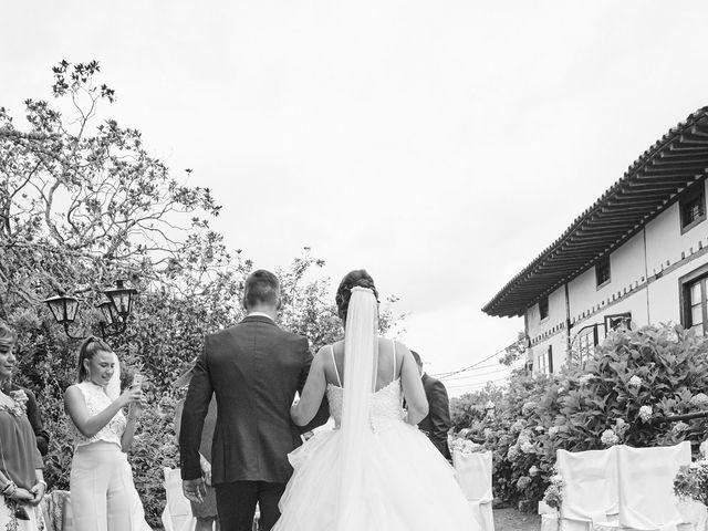 La boda de Alfonso y Sandra en Quijas, Cantabria 5