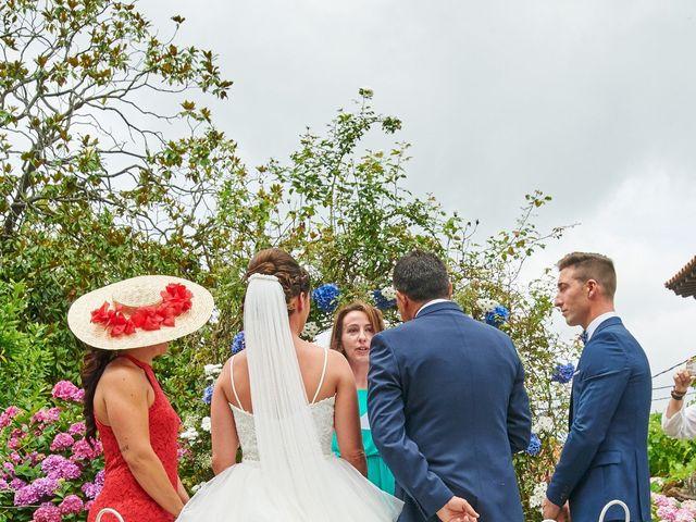 La boda de Alfonso y Sandra en Quijas, Cantabria 14