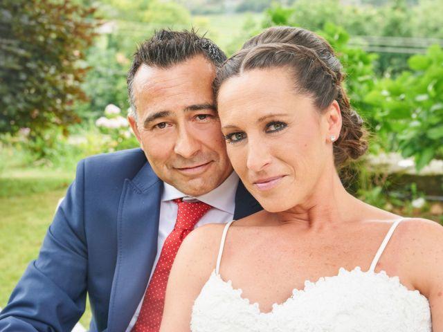 La boda de Alfonso y Sandra en Quijas, Cantabria 21