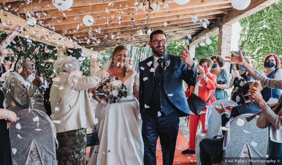La boda de Jose y Nora en Montferri, Tarragona