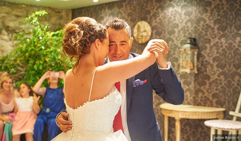 La boda de Alfonso y Sandra en Quijas, Cantabria
