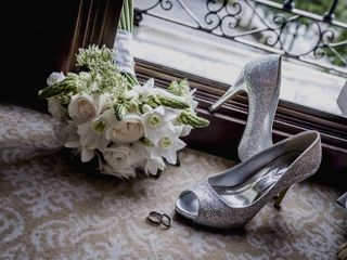 La boda de Sandra  y Juan Carlos 1
