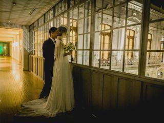 La boda de Sandra  y Juan Carlos