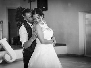 La boda de Jeny y Mario