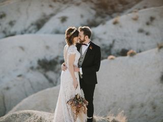 La boda de Mariló y Kar