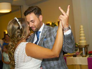 La boda de Vanesa y José Tomás