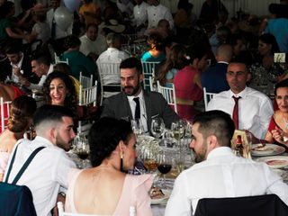 La boda de Rocio y Ismael 1