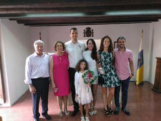 La boda de Yaiza y Óscar 3