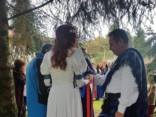 La boda de Ostaixka y Manoel Xose 1